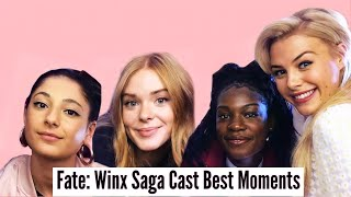 Fate: The Winx Saga Cast | Best Moments