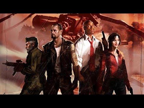 Let's Play Left 4 Dead Co-Op - Episode 2 - Crash Course [W/ TheEuropeanCanadian]