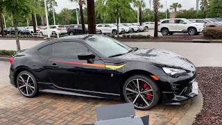Tour of New 2019 Toyota 86 TRD Sport Package | REVIEW & PRICE - Hendrick Toyota of Charleston, SC