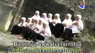 M. Ridlwan - Maulidu Ahmad [Official Music Video]