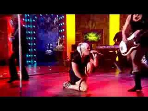 P!nk - So What - LIVE on The Paul O'Grady Show (29/September/2008)