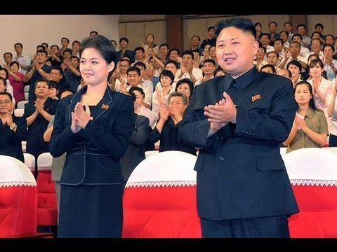 North Korea leader Kim Jong-un married to Ri Sol-ju - Líder da Coreia do Norte casou-se