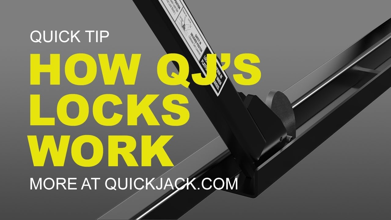 Quick Jack Com >> Everything About Quickjack Safety Locks Youtube