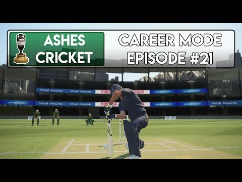 ONE DAY DOMINATION - Ashes Cricket Career Mode #21