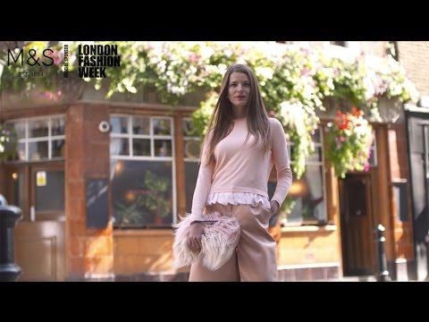 M&S Women's Fashion: Live at London Fashion Week SS16