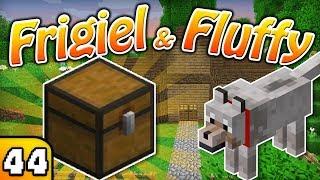 FRIGIEL & FLUFFY : REPOS À LANNIEL | Minecraft - S4 Ep.44 thumbnail