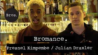JULIAN DRAXLER / PRESNEL KIMPEMBE - Bromance - Brüderschaft in Paris