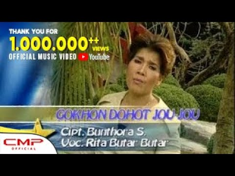 Rita Butar-Butar - Gokhon Dohot Jou-Jou (Official Lyric Video)