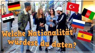 JEDER steht auf RUSSEN!? 🇷🇺 😱 | Welche Nationalität würdest du daten? #3 | Straßenumfrage