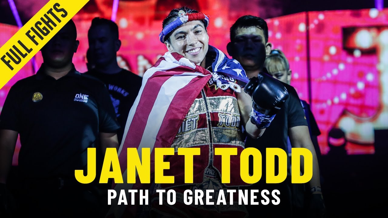 Janet Todd's Path To Greatness | ONE Full Fights & Features