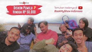 Download Video DISKON Pemilu 2019 Hingga Rp 50.000 di BookMyShow Indonesia MP3 3GP MP4