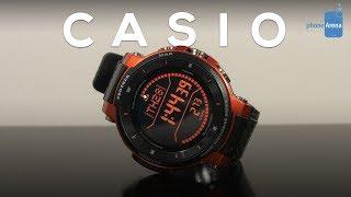 Casio PRO TREK SMART WSD F30 Review