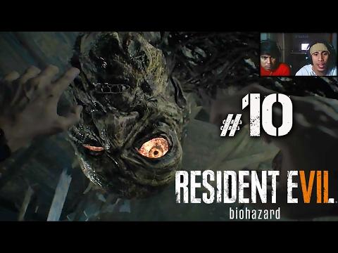 Resident Evil 7 Biohazard | PART 10 (PC) | MUTANT JACK BOSS FIGHT! | Gameplay Playthrough