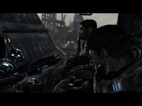"Gears of War - Act 01 ""Ashes"""