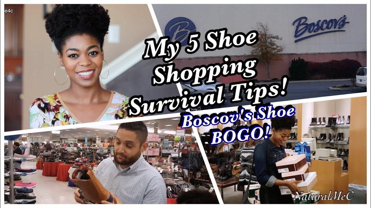 Shoe BOGO Sale Day Vlog! - NaturalMe4C