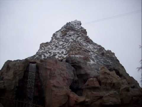 Secrets Of Disneyland S Matterhorn Youtube