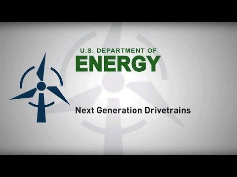 Next Generation Drivetrains at NREL
