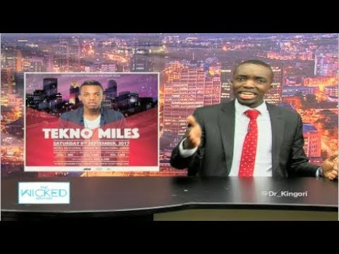 Kenyan vs Nigerian musicians -  The Wicked Edition 044