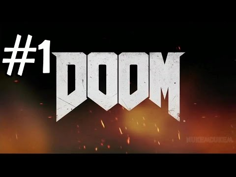I FEED UPON DEMONS | DOOM part 1 w/toxic playz
