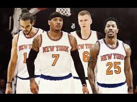 New York Knicks 2016-2017 Hype Mix