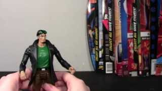 DC Universe Classics Wave 15 Jack Knight Starman action figure review