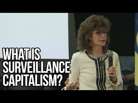 What Is Surveillance Capitalism? | Shoshana Zuboff