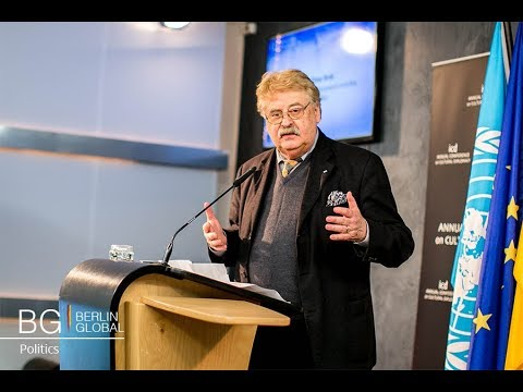 Elmar Brok (Chairman of the European Parliament Committee on Foreign Affairs)