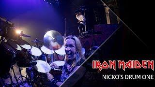 Iron Maiden - Nicko's Drum One