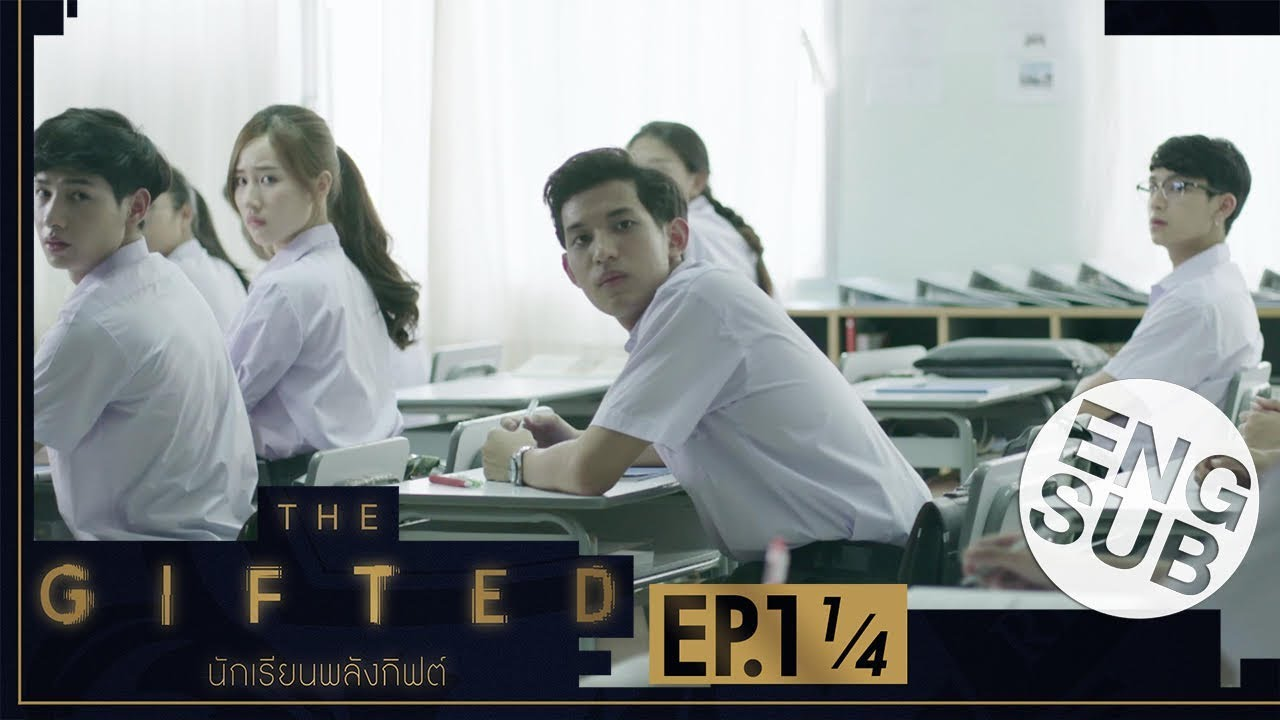 Photo of อีแวน ปีเตอร์ส ภาพยนตร์และรายการโทรทัศน์ – [Eng Sub] THE GIFTED นักเรียนพลังกิฟต์ | EP.1 [1/4]