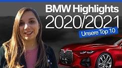 BMW Highlights 2020/2021 - Unsere Top 10 | Neuerscheinung/News