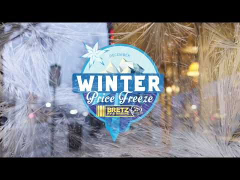 December Winter Price Freeze | Bretz RV & Marine