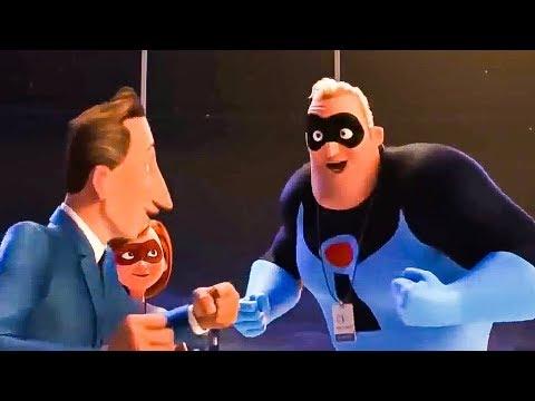 Incredibles 2 'Mr Incredible Song' Trailer (2018) Disney Pixar HD