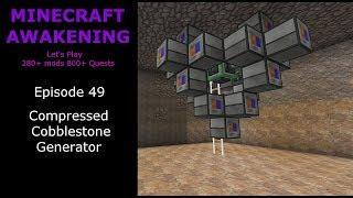 cobblestone generator mods video, cobblestone generator mods