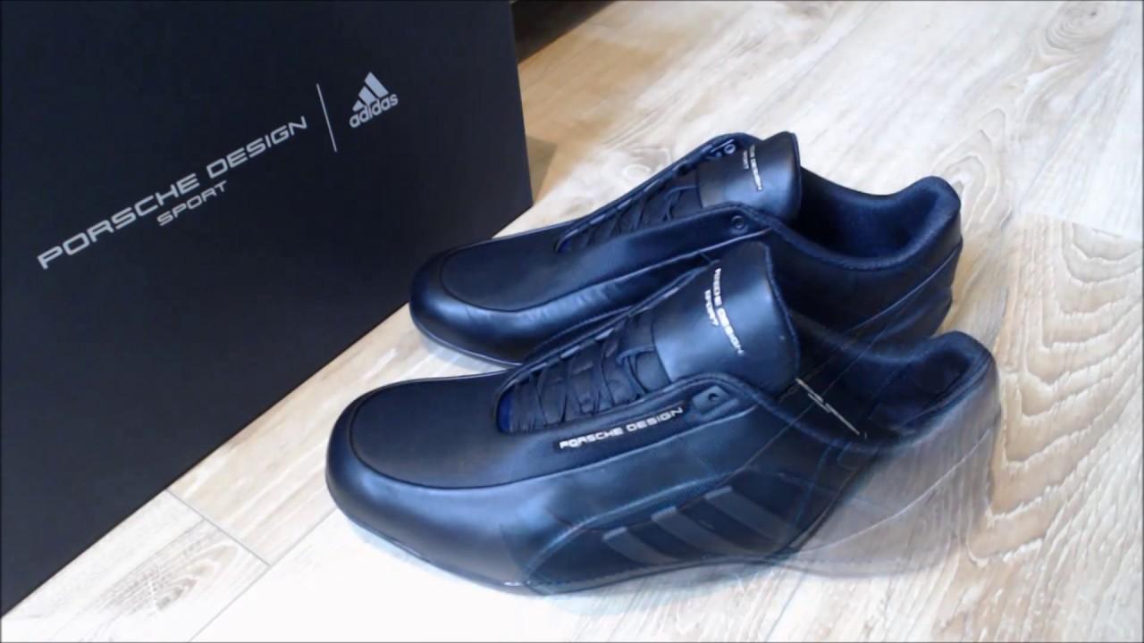 Porsche Design Adidas Mesh III Black Edition