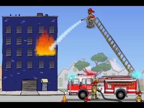 Worksheet. Camiones de bomberos dibujos animados Bomberos dibujos animados