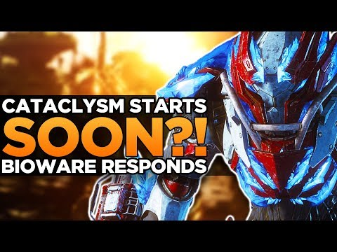 Cataclysm Release Date Revealed?   BioWare Responds & PTS Closes