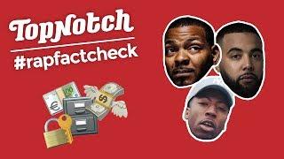 Welke rapper dropt de meeste KLUIS-lines van Nederland? | #RAPFACTCHECK