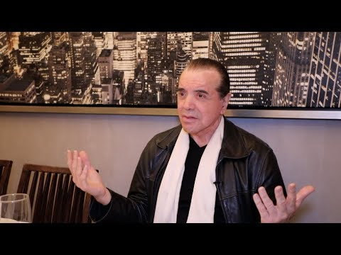 Chazz Palminteri on Wasted Talent