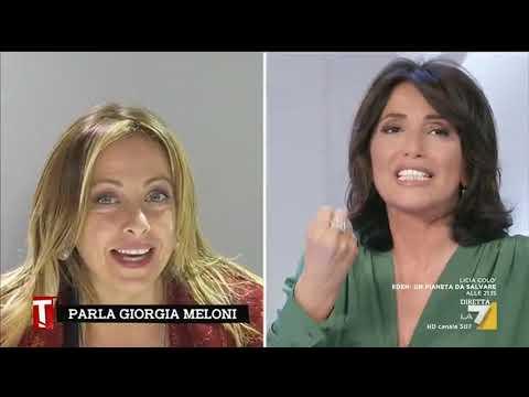Giorgia Meloni: 'Conte leader? Lunedì stava con Salvini, martedì con la Boldrini'