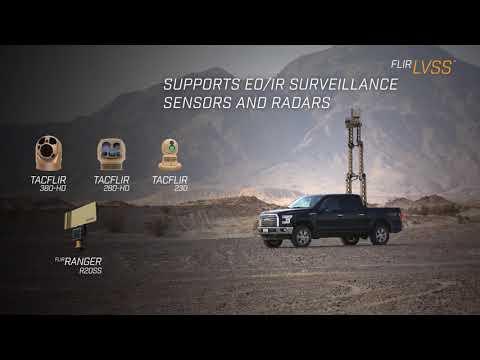 Introducing the FLIR Lightweight Vehicle Surveillance System (LVSS)