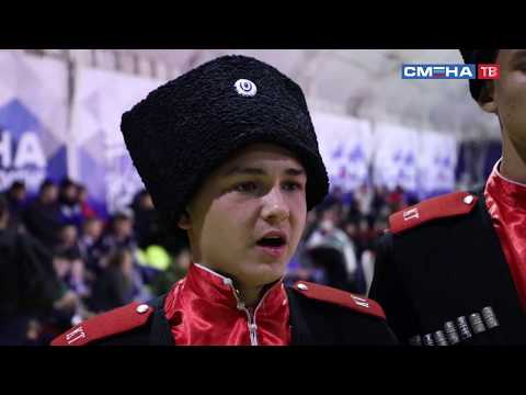 В рамках военно-спортивной игры «Казачий сполох» прошел конкурс казачьей песни «У походного костра»