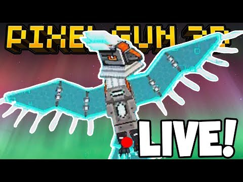 LIVE! - PIXEL GUN 3D w/Subscribers! - COME JOIN ME! (NEW PROJECT)