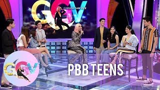 GGV: PBB OTSO Teens open up about their interesting revelations
