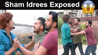 Prank with Sham Idrees Gone Wrong | Exposed