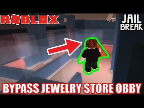 BYPASS the JEWELRY STORE LASERS!!!   Roblox Jailbreak Myth Busters