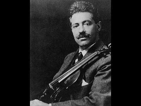 Kreisler plays Rondo by Mozart