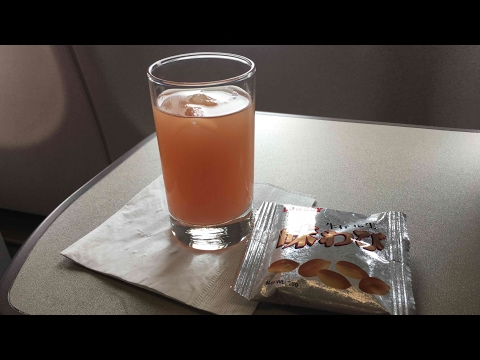 【飛行記錄】香港航空公司 商務艙 香港-東京成田 空中巴士A330-300 Hong Kong Airlines Business class Hong Kong-Tokyo Narita A333
