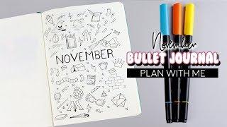 Video Harry Potter 'Doodles' Bullet Journal - November Plan With Me download MP3, 3GP, MP4, WEBM, AVI, FLV Juli 2018