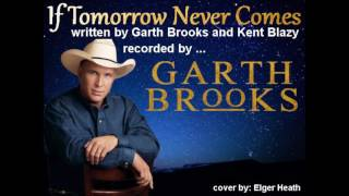 If tomorrow never comes -