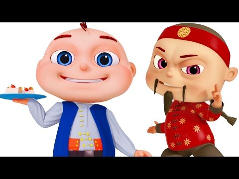 Thumbnail: Zool Babies Visiting Wonders Of The World | Videogyan Kids Shows | Cartoon Animation For Children